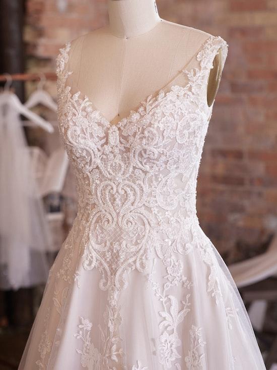 Maggie Sottero Wedding Dress Tiffany 21MS753A01 Alt101