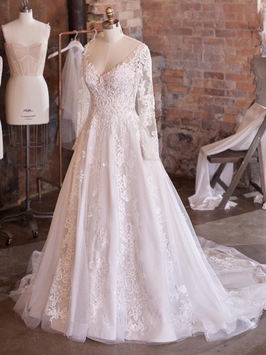 Maggie Sottero Wedding Dress Tiffany 21MS753A01 Alt102