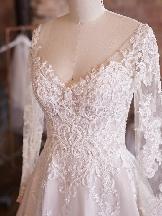Maggie Sottero Wedding Dress Tiffany 21MS753A01 Alt103