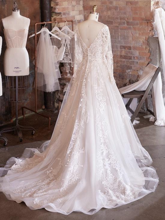 Maggie Sottero Wedding Dress Tiffany 21MS753A01 Alt104