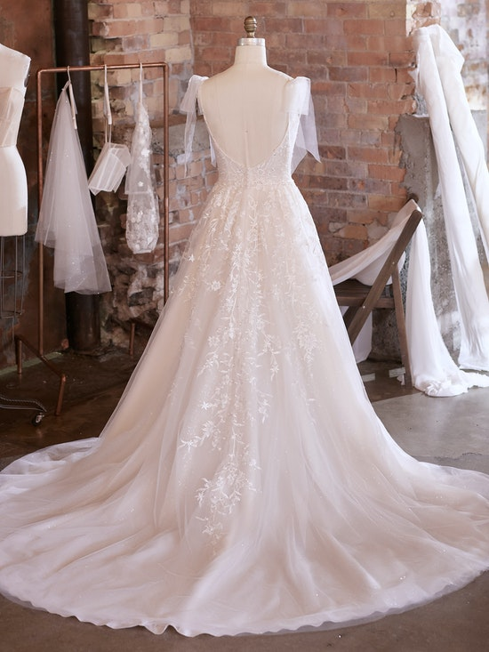 Maggie Sottero Wedding Dress Waverly 21MV800A01 Alt104