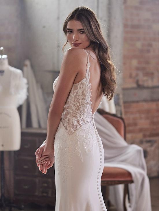 Rebecca Ingram Wedding Dress Alda 21RN752A01 Alt050