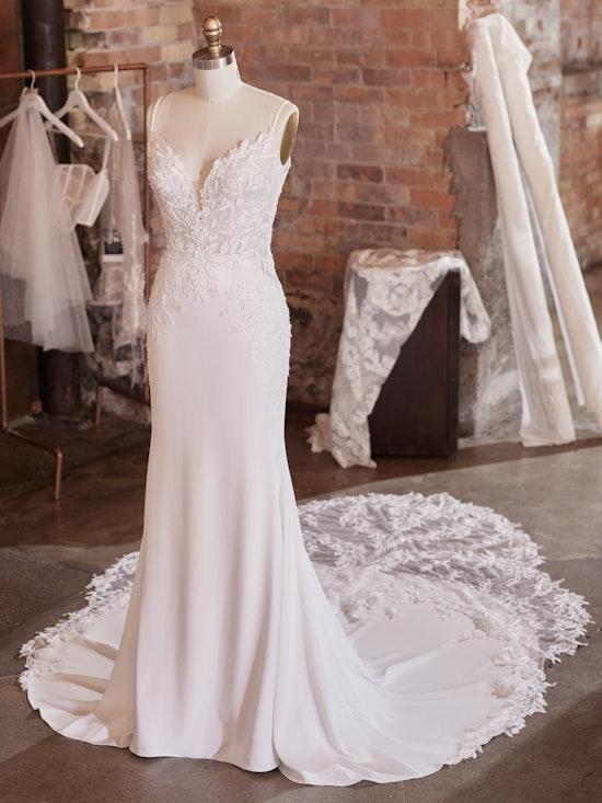Rebecca Ingram Wedding Dress Alda 21RN752A01 Alt100