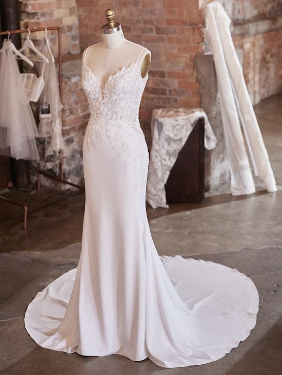 Rebecca Ingram Wedding Dress Alda 21RN752A01 Alt102