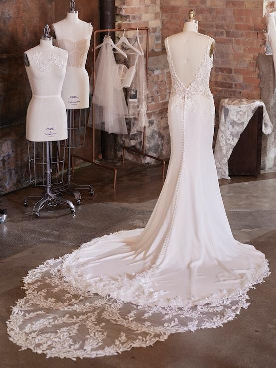 Rebecca Ingram Wedding Dress Alda 21RN752A01 Alt103