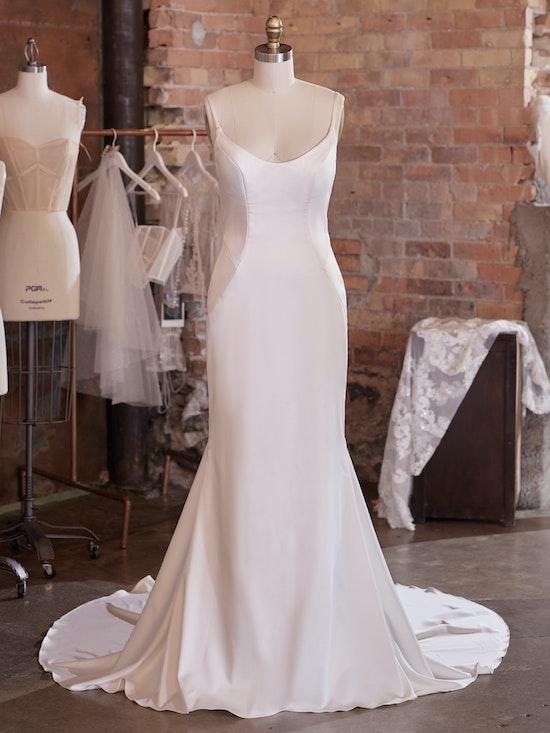 Rebecca Ingram Wedding Dress Augusta 21RW836A01 Alt100