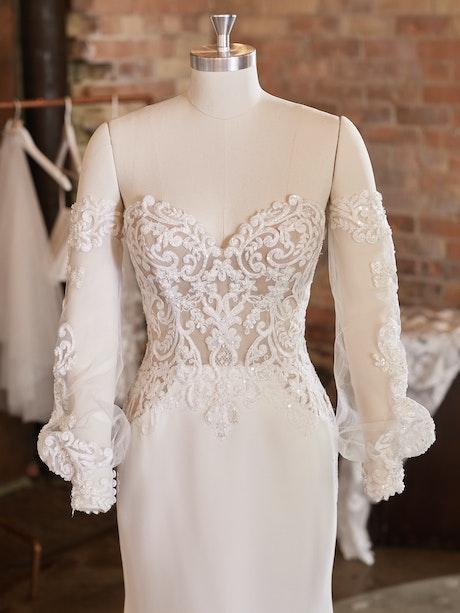 Rebecca Ingram Wedding Dress Beverly 21RC846A01 Alt102