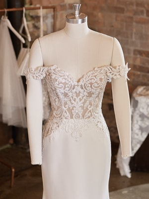 Rebecca Ingram Wedding Dress Beverly 21RC846A01 Alt104