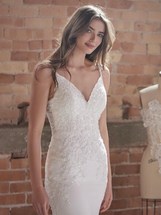 Rebecca Ingram Wedding Dress Carmen Lynette 20RK724B01 Alt050