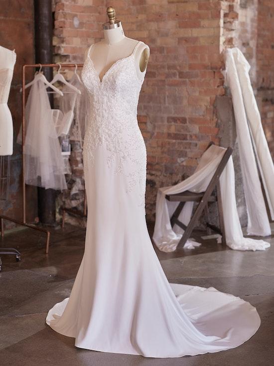 Rebecca Ingram Wedding Dress Carmen Lynette 20RK724B01 Alt100