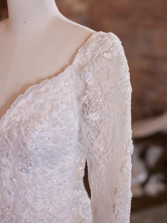 Rebecca Ingram Wedding Dress Carmen Lynette 20RK724B01 Alt103