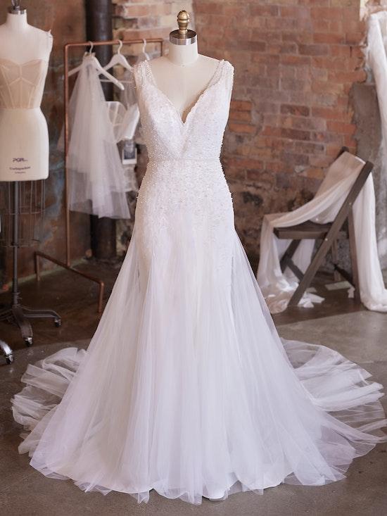 Rebecca Ingram Wedding Dress Carmen Lynette 20RK724B01 Alt105