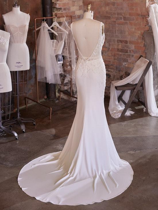 Rebecca Ingram Wedding Dress Carmen Lynette 20RK724B01 Alt107