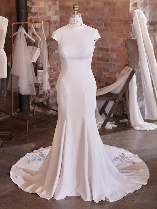 Rebecca Ingram Wedding Dress Carole 21RC834A01 Alt100