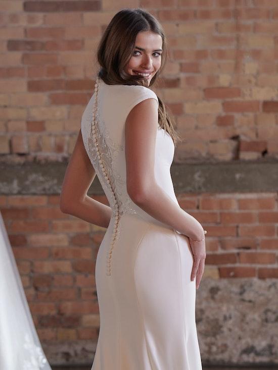 Rebecca Ingram Wedding Dress Carole Leigh 21RC834A01 Alt050