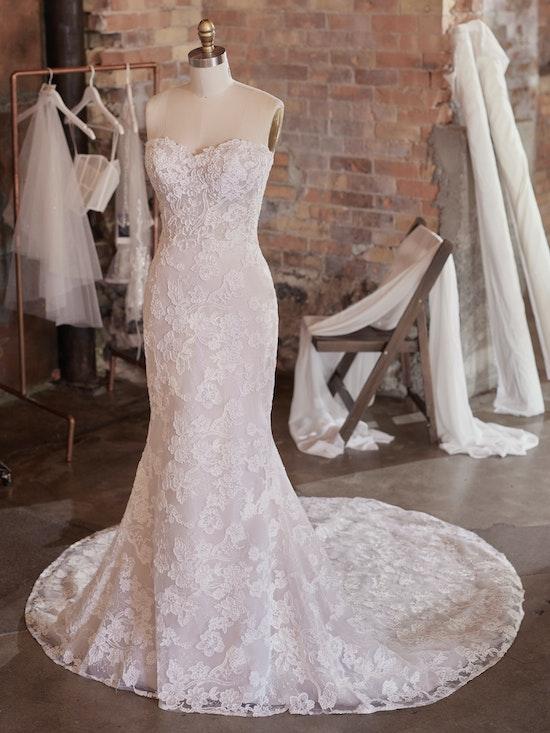 Rebecca Ingram Wedding Dress Dallas 21RK828A01 Alt100