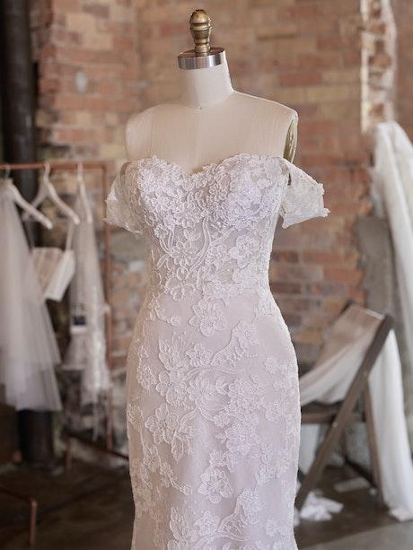 Rebecca Ingram Wedding Dress Dallas 21RK828A01 Alt102