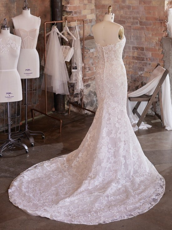 Rebecca Ingram Wedding Dress Dallas 21RK828A01 Alt103