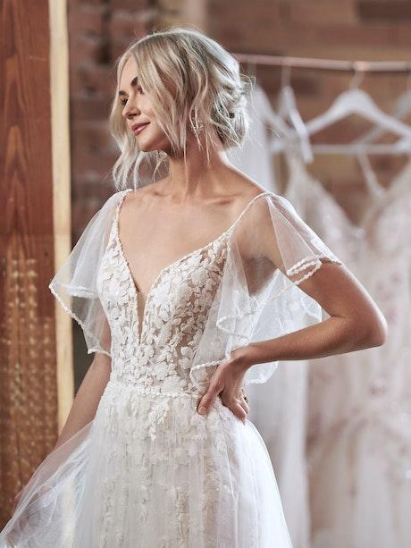 Rebecca Ingram Wedding Dress Fantasia 21RW776A01 Alt050
