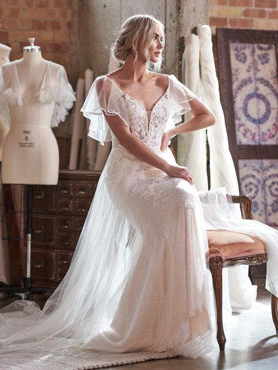 Rebecca Ingram Wedding Dress Fantasia 21RW776A01 Alt051