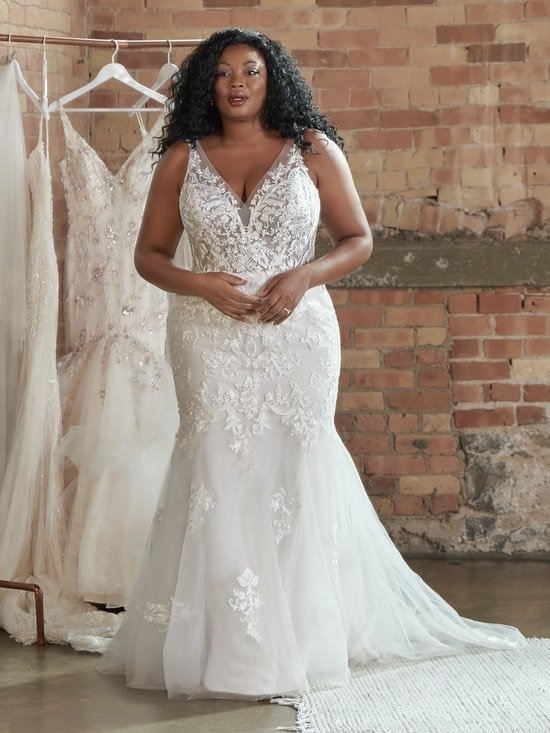 Rebecca Ingram Wedding Dress Faustine 21RT845A01 Alt050
