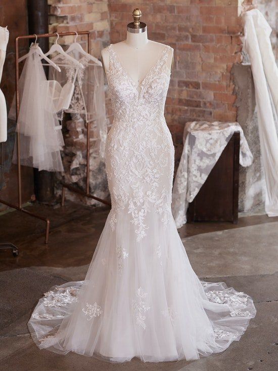 Rebecca Ingram Wedding Dress Faustine 21RT845A01 Alt100