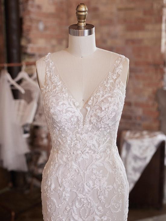 Rebecca Ingram Wedding Dress Faustine 21RT845A01 Alt101
