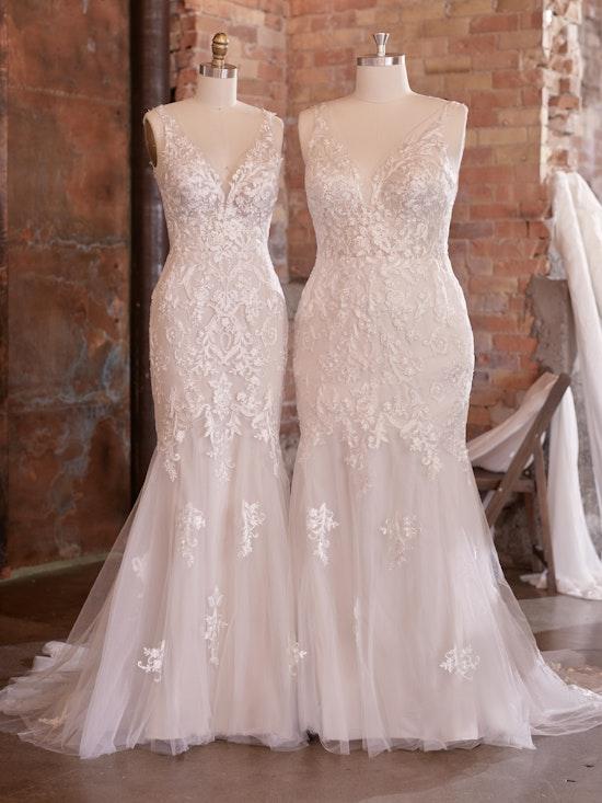 Rebecca Ingram Wedding Dress Faustine 21RT845A01 Alt105