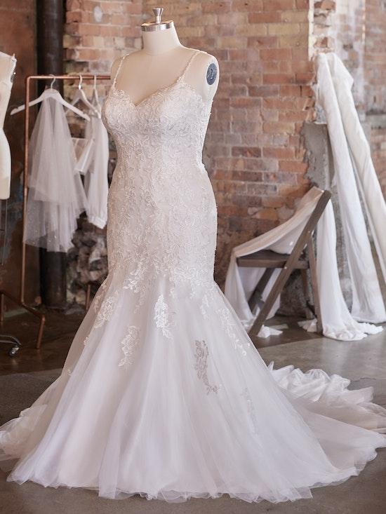 Rebecca Ingram Wedding Dress Forrest Lynette 21RC835B01 Alt100
