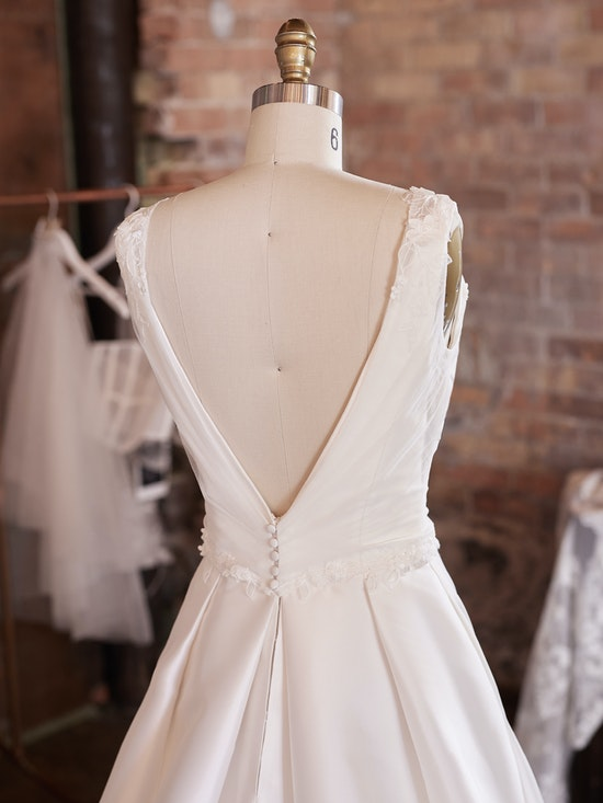 Rebecca Ingram Wedding Dress Galiana JK021MC848 Alt103