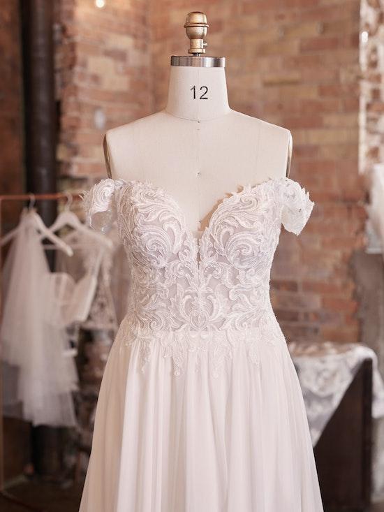 Rebecca Ingram Wedding Dress Heather 21RS760A01 Alt101