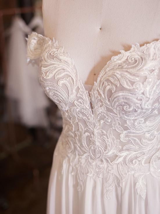 Rebecca Ingram Wedding Dress Heather 21RS760A01 Alt102