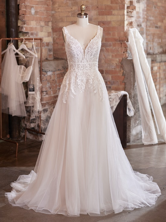 Rebecca Ingram Wedding Dress Isabella 21RS782A01 Alt100