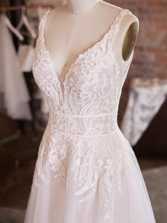 Rebecca Ingram Wedding Dress Isabella 21RS782A01 Alt101