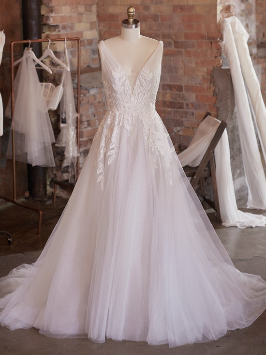 Rebecca Ingram Wedding Dress Jenessa 21RS777A01 Alt100
