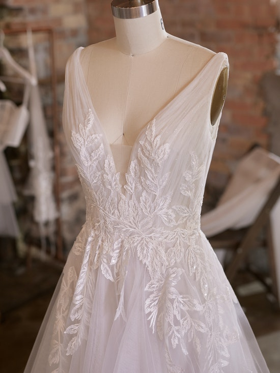 Rebecca Ingram Wedding Dress Jenessa 21RS777A01 Alt101