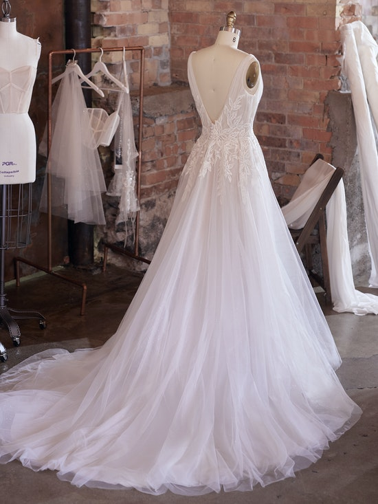 Rebecca Ingram Wedding Dress Jenessa 21RS777A01 Alt102