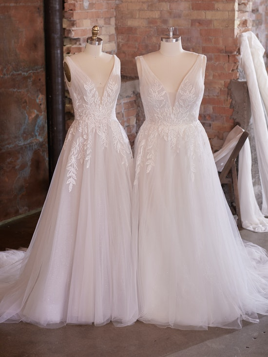 Rebecca Ingram Wedding Dress Jenessa 21RS777A01 Alt104