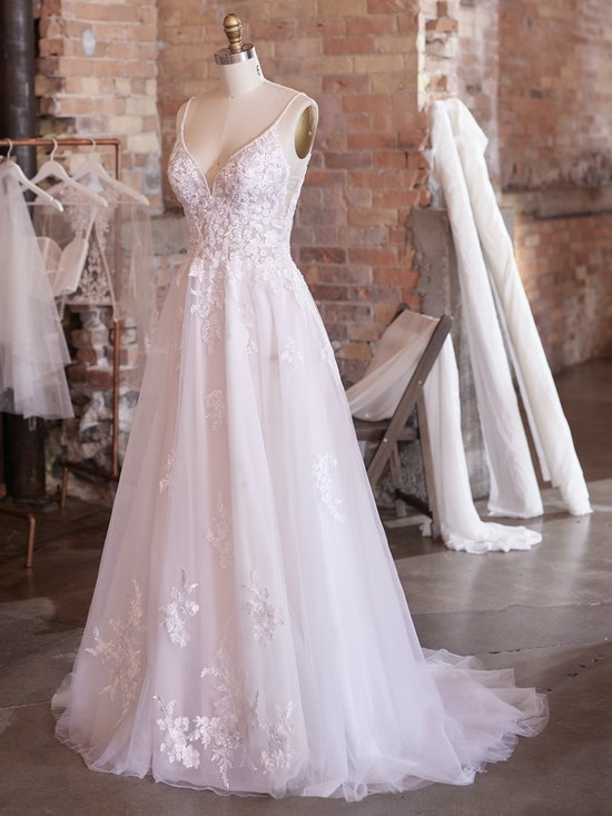 Rebecca Ingram Wedding Dress Jill 21RT781A01 Alt100