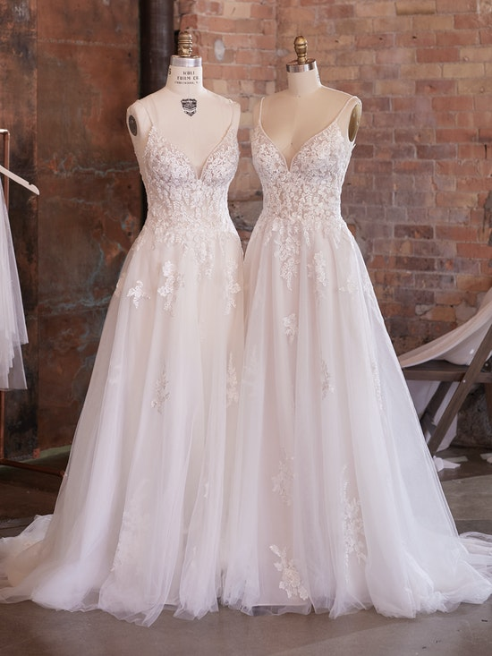 Rebecca Ingram Wedding Dress Jill 21RT781A01 Alt105