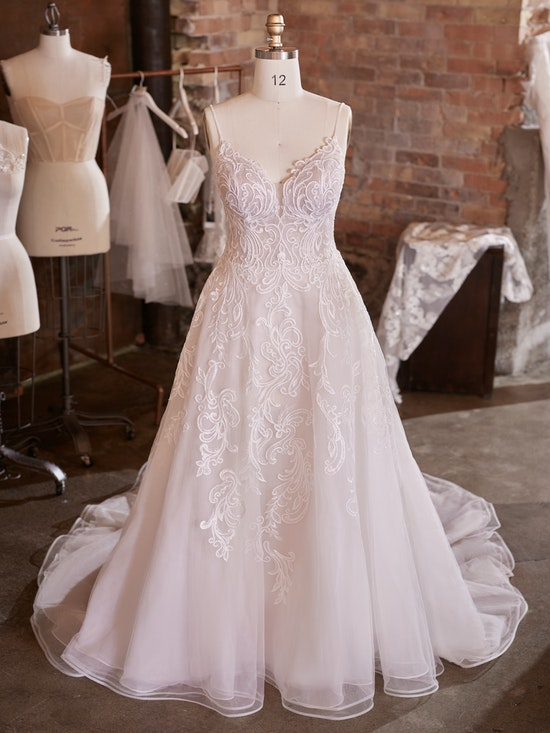 Rebecca Ingram Wedding Dress Katiya 21RS827A01 Alt100