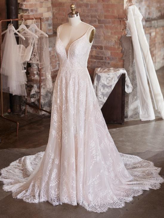 Rebecca Ingram Wedding Dress Keating 21RN865A01 Alt100