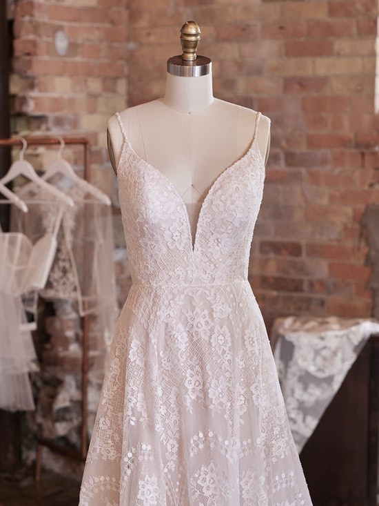 Rebecca Ingram Wedding Dress Keating 21RN865A01 Alt101