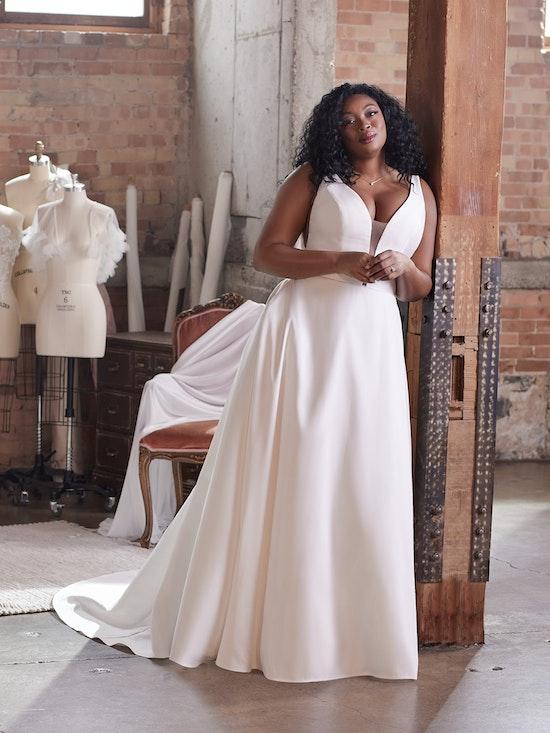 Rebecca Ingram Wedding Dress Pearl 21RW804A01 Alt050