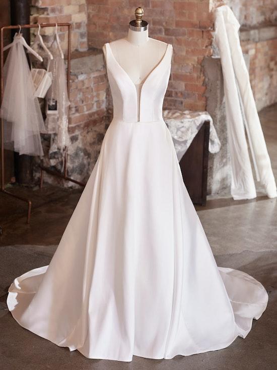 Rebecca Ingram Wedding Dress Pearl 21RW804A01 Alt100