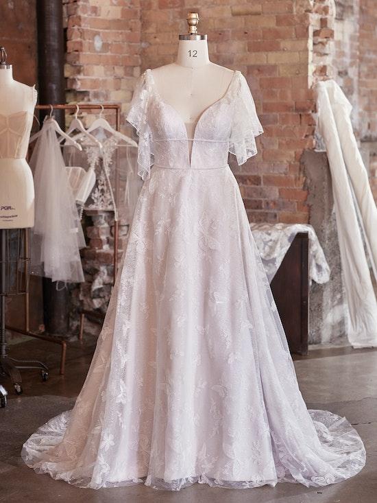 Rebecca Ingram Wedding Dress Rubena 21RC818A01 Alt100