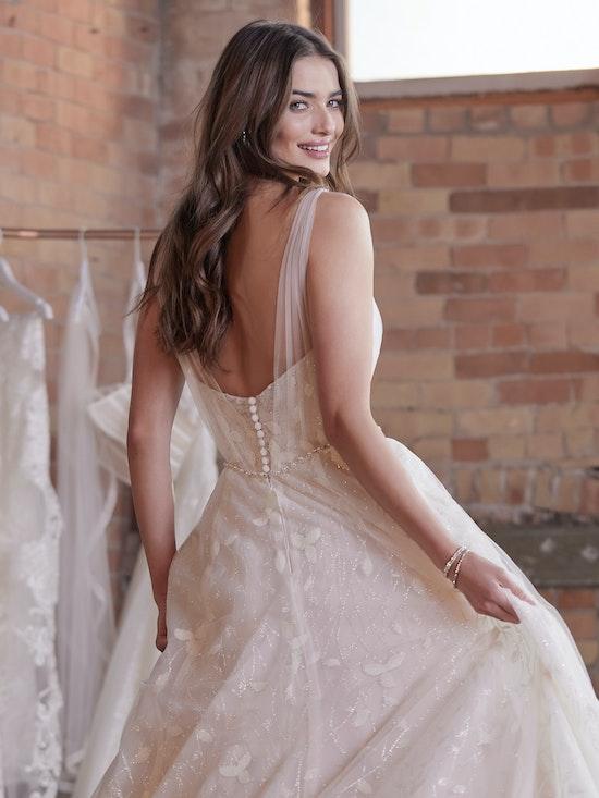 Rebecca Ingram Wedding Dress Sigrid 21RK783A01 Alt050
