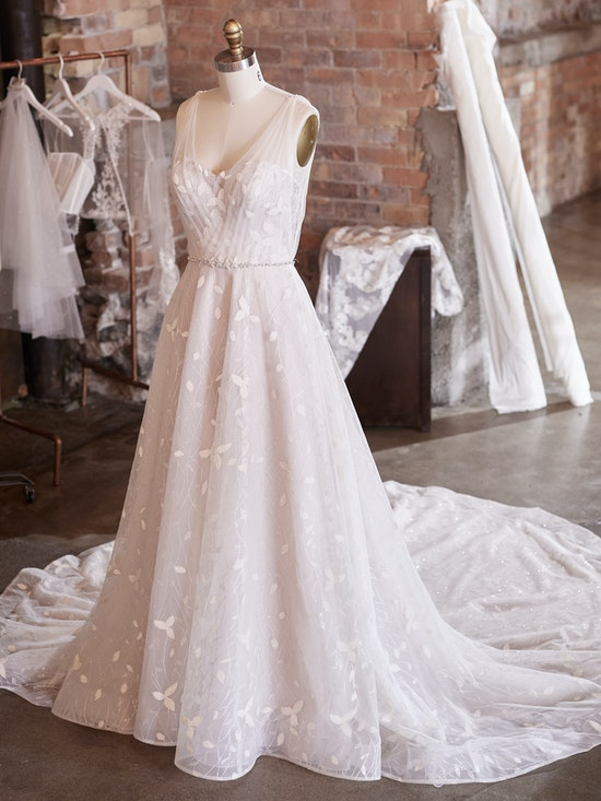 Rebecca Ingram Wedding Dress Sigrid 21RK783A01 Alt100
