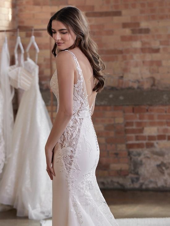 Sottero and Midgley Wedding Dress Alec 21SW861A01 Alt050