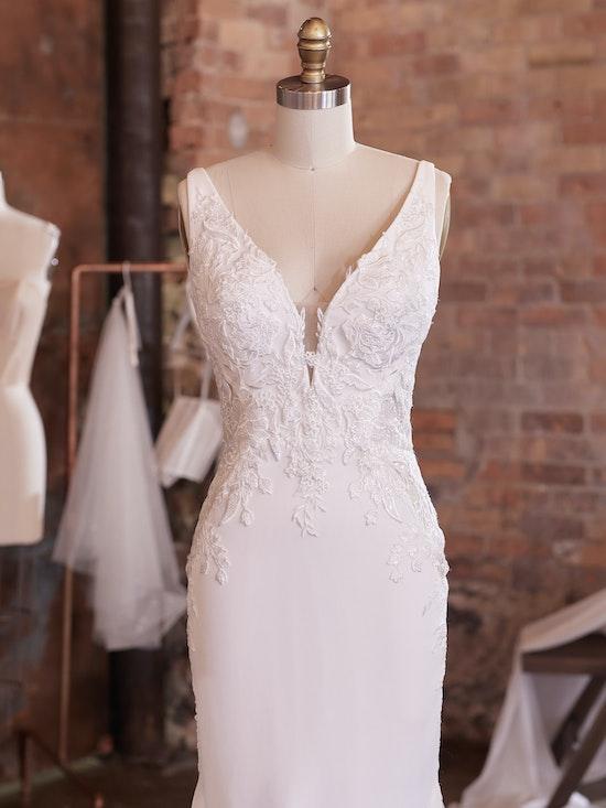 Sottero and Midgley Wedding Dress Alec 21SW861A01 Alt101
